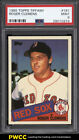 1985 Topps Tiffany Roger Clemens ROOKIE RC #181 PSA 9 MINT (PWCC)