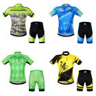 Fitness Softshell Pro MTB team cycling clothing Set Shorts Shorts Jersey T Shirt