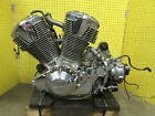 2003 03 Honda VTX1800S Retro Spoke Engine Covered Motor    P3