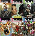 JACKED #1 2 3 4 5 6 (VERTIGO) ERIC KRIPKE CREATOR OF SUPERNATURAL TV SHOW/ 2016