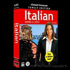 Instant Immersion ITALIAN 1 2 3 PC/MAC & Book What Rosetta Stone Wont Tell You
