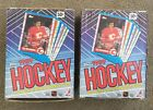 1989-90 TOPPS HOCKEY Wax Box (36 Packs) BOURQUE SAKIC LINDEN LEETCH Rookies RC