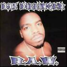 Daz Dillinger: R.A.W. w/ Artwork MUSIC AUDIO CD RAW 2000 Album Kurupt  Tray Deee