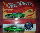 Hot Wheels Plymouth Barracuda Hemi 67 50th Anniversary ERROR CAR ONE OF A KIND