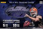 2014 Panini Certified Football Hobby Box 4 Auto Autograph or Mem jersey per box