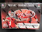 2015 Panini Certified Football Hobby Box 4 Auto Autograph or Mem jersey per box