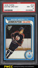 1979 Topps Hockey Wayne Gretzky ROOKIE RC #18 PSA 8 NM-MT (PWCC)