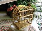 Tin Wire Cage Canary Cage Bird Cage Hand Made