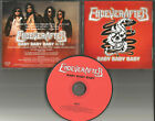 ENDEVERAFTER Baby baby baby PROMO DJ Radio DJ CD single 2008 USA Heavy Metal