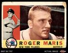 Roger Maris Cards and Autographed Memorabilia Guide 6