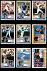 1983 Topps New York Mets Almost Complete Team Set NM MT