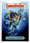 2016 Topps Garbage Pail Kids Riot Fest Trading Cards 10