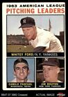 Top 10 Whitey Ford Baseball Cards 21