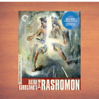 AKIRA KUROSAWA CRITERION COLLECTION RASHOMON BLU RAY SPECIAL EDITION 2012