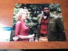 DENNIS HAYSBERT Major League SIGNED AUTHENTIC 8X10 PHOTO The Unit PSA DNA COA