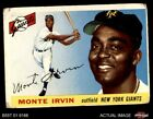 Monte Irvin Cards, Rookie Card and Autographed Memorabilia Guide 11