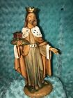 ROMAN FONTANINI 12 SCALE NATIVITY KING MELCHOIR WISE MAN  52914