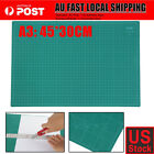 A3 Cutting Mat PVC Double Sided Self Healing Craft Hobby Art Supplies 45x30cm