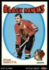 Stan Mikita Rookie Card and Autographed Memorabilia Guide 8