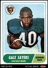 1968 Topps Football Cards 13
