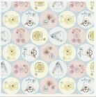 Winnie the Pooh and Friends Names 100 cotton fabric by yard CP59539