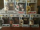 Funko Pop! Star Wars Lot One Exclusive