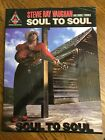 Stevie Ray Vaughn SOUL TO SOUL GGuitar Tab Edition New Condition