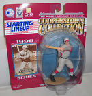 #7675 NRFC Kenner Starting Lineup Baseball 1996 Cooperstown Rogers Hornsby
