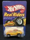 Hot Wheels Vintage Real Riders Split Window 63 Corvette Unpunched ATL0126