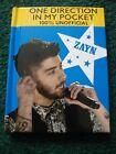 one dirction zayn pocket book