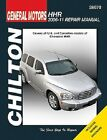 Repair Manual Chilton 28670 fits 06-11 Chevrolet HHR