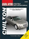 Repair Manual-Luxury Chilton 28550 fits 03-04 Cadillac CTS