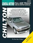 Repair Manual-LS Chilton 28625