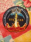 Nasa Sts 133 Patch Original Crew Rare