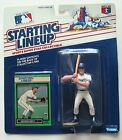 1989 STARTING LINEUP - SLU - MLB - GEORGE BRETT - KANSAS CITY ROYALS