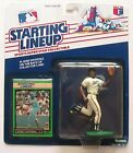 1989 STARTING LINEUP - SLU - MLB - DANNY TARTABULL - KANSAS CITY ROYALS