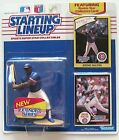 1990 ROOKIE STARTING LINEUP - SLU - MLB - JEROME WALTON (UPC 77975) CHICAGO CUBS