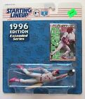 1996 STARTING LINEUP - SLU - MLB - BARRY LARKIN - CINCINNATI REDS - EXTENDED