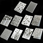 Embossing Folders Template DIY Album Scrapbooking Craft Decor Tools Supply Acces