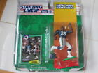 1994 Ronnie Harmon NFL San Diego Chargers Starting Lineup Figure w/ Display Case