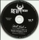 REV THEORY Hell Yeah PROMO DJ CD Single revtheory 2008