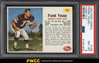 1962 Post Cereal Football Frank Youso SP SHORT PRINT #186 PSA 8 NM-MT (PWCC)