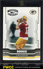 2005 Donruss Throwback Threads Aaron Rodgers ROOKIE RC 999 #192 (PWCC)