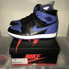 DS 2013 Air Jordan Royal 1 High OgSize 10 Deadstock 100% Authentic New With Box