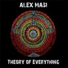 Alex Masi-Theory of Everything CD NEW