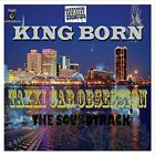 King Born-Taxxi Cab Obsession (The Soundtrack) (CD-RP) CD NEW