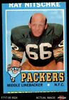 Ray Nitschke Cards, Rookie Card and Autographed Memorabilia Guide 17