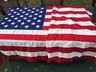 AMERICAN FLAG VALLEY FORGE BEST 100 COTTON BUNTING 50 Stars XL 5 X 9 Made USA