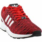 adidas ZX FLUX Sneakers Red Mens