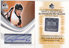 04-05 SP Authentic Jeremy Roenick Auto BUYBACK 2003 SP Game Used Signers 2004